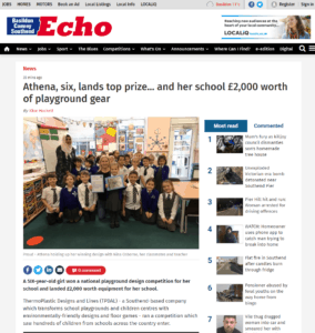 Designs & Lines Echo News Feature