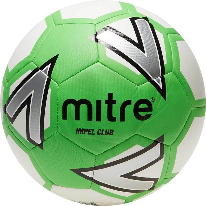 Mitre Impel Club Football - Green