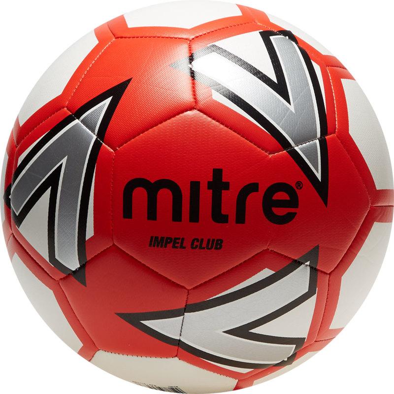 Mitre Impel Club Football - Red