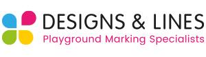 Designs & Lines Logo
