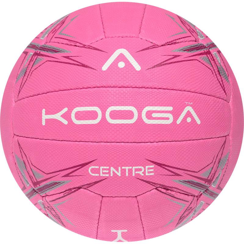 Kooga Centre Pink Size 5 Netball